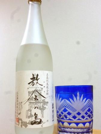 170511芋焼酎 教会(いのり)の島1.JPG