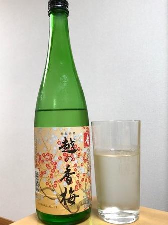170703純米吟醸 越の香梅1.JPG