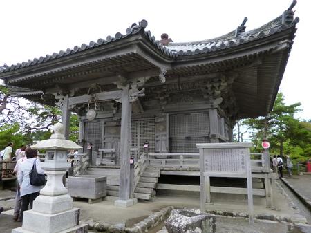 883五大堂から瑞巌寺3.JPG