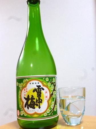 160110日本酒 雪中梅1.JPG