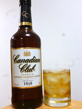 160913カナディアンウイスキー カナディアンクラブ1.JPG