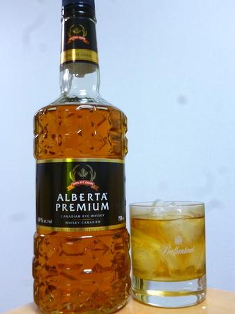 161224カナディアンウイスキー アルバータ プレミアム1.JPG
