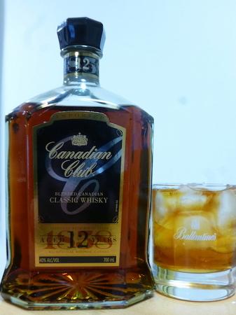 170505カナディアンウイスキー カナディアンクラブ12年1.JPG