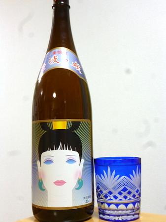 170514麦焼酎 壱岐っ娘1.JPG