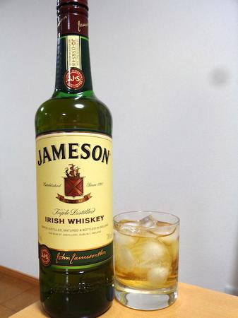 181228アイリッシュウィスキー ジェムソン.JPG