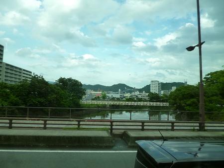621広島空港からホテル1.JPG