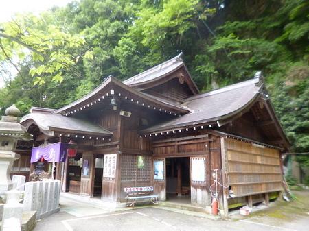 842朝日山不動寺、藤島神社2.JPG