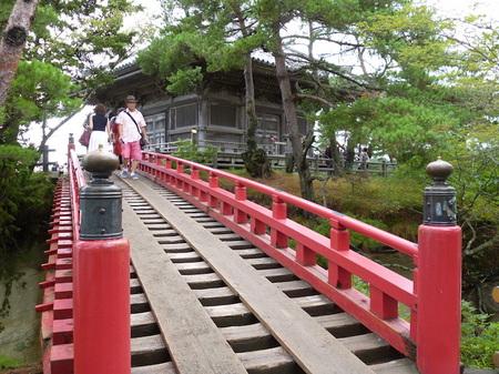 883五大堂から瑞巌寺2.JPG